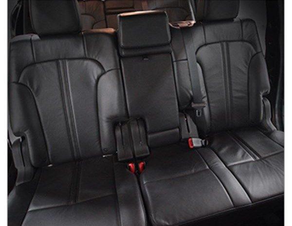 2017 S&S Lincoln MKT 44in Six-Door Trunk Limousine full