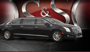 2017 S&S Cadillac XTS 70in Six-Door Limousine