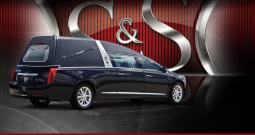 2016 S&S Cadillac XTS Medalist