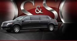 2016 S&S Lincoln MKT 44″ Six-Door Trunk Limousine