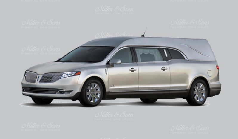 2017 Eagle Lincoln MKT Icon full