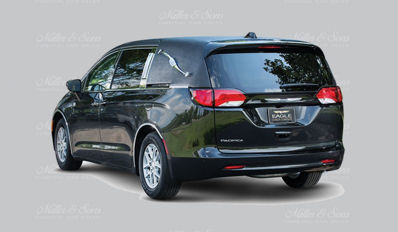 2017 Eagle Pacifica Funeral Van full