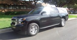 Chevrolet First Call Suburban