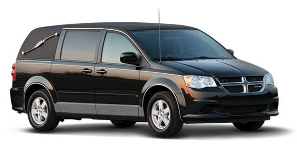 2017 Eagle Dodge Grand Caravan Funeral Van full