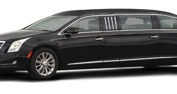2017 Superior Cadillac 70in XTS Funeral Limousine full