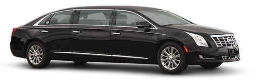 2017 S&S Cadillac XTS 47in Six-Door Limousine full