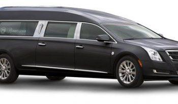 2017 Federal Cadillac XTS Renaissance full