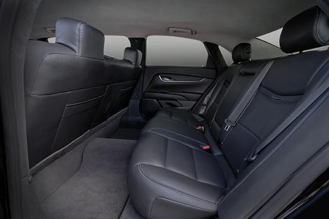 2017 Federal Cadillac XTS Ambassador full