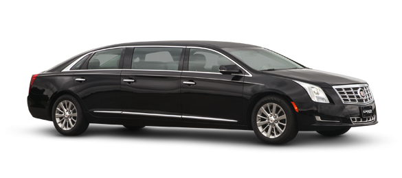 2017 Superior Cadillac 47in XTS Funeral Limousine full
