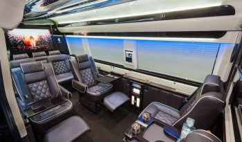 2017 Mercedes Sprinter Conversion full