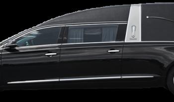 2017 S&S Cadillac XTS Medalist full