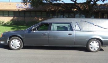 2004 Federal Cadillac Heritage Hearse full