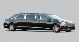 2018 Superior Cadillac XTS 70″ Funeral Limousine