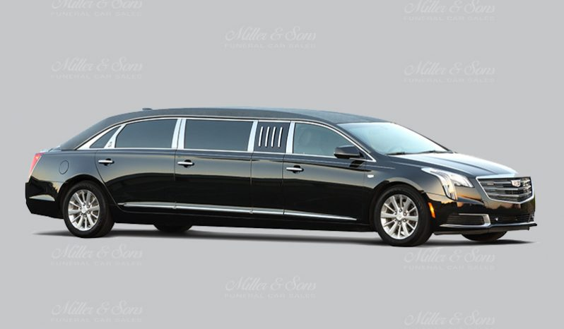 2018 Superior Cadillac XTS 70″ Funeral Limousine full