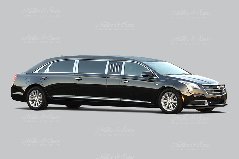 2018 Superior Cadillac Xts 70 Funeral Limousine Miller Sons
