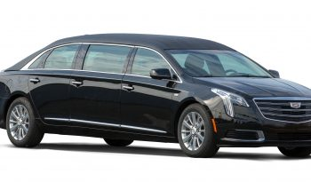 2018 Superior Cadillac XTS 47″ Funeral Limousine full