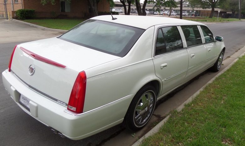 2007 Cadillac Federal 6-Door Limousine full