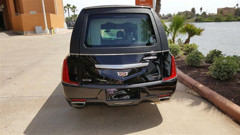 SOLD – 2018 Cadillac Federal Kensington Hearse full