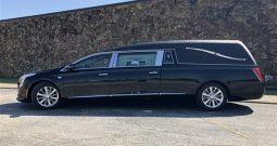 2018 Cadillac Superior Statesman Hearse