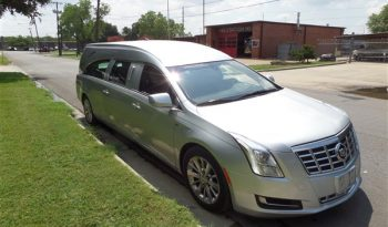 2013 Cadillac Eagle XTS Echelon Limited Hearse full