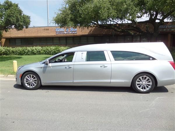 2013 Cadillac Eagle XTS Echelon Limited Hearse UC18-036 full