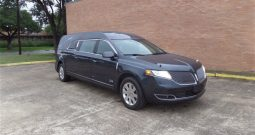 2013 Lincoln Eagle MKT Icon Hearse