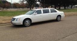 2009 Cadillac Eagle 6-Door Limousine
