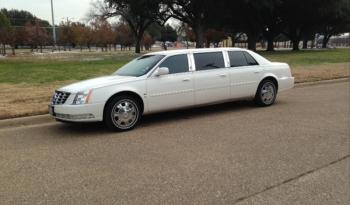 2009 Cadillac Eagle 6-Door Limousine full