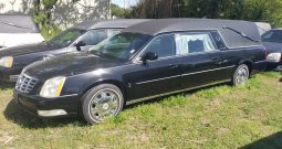 2010 Cadillac Eagle Kingsley Hearse