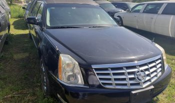2010 Cadillac Eagle Kingsley Hearse full
