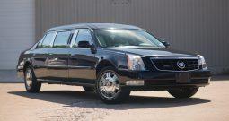 2009 Cadillac Eagle Echelon 52R Limousine