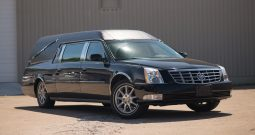 2011 Cadillac S&S Medalist Hearse