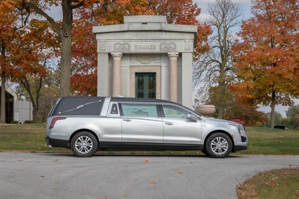 2020 Cadillac XT-5 Superior Stateman full