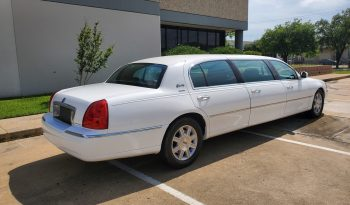 2011 Lincoln Superior 6-Door Limousine full